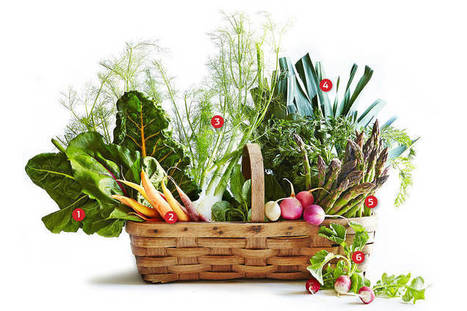 Vegetable Scraps Go Haute: How to Cook Root to Stalk   Fitness and Health   Scoop.it