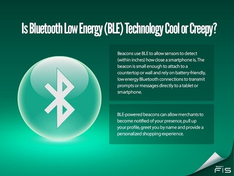 Bluetooth Low Energy Technology - Future of Payments & Mobile Marketing | Emerging Payments Strategies | mobile strategy | Scoop.it