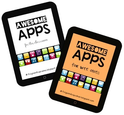 Tales of Frogs and Cupcakes: Awesome Apps Post #3 | 30Hands | Scoop.it