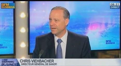 Chris Viehbacher (Sanofi) : « Avec le digital, nous changeons de métier » | Silicon Pharma | Scoop.it