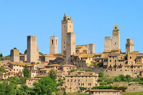 My Tuscan Holiday- An Excursion to San Gimignano | Italia Mia | Scoop.it