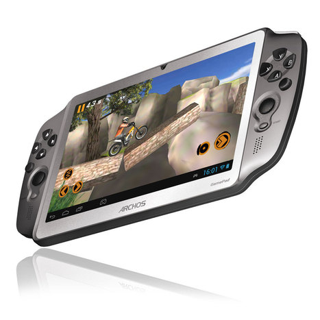 Archos GamePad 8 Go – Game Pad | High-Tech news | Scoop.it