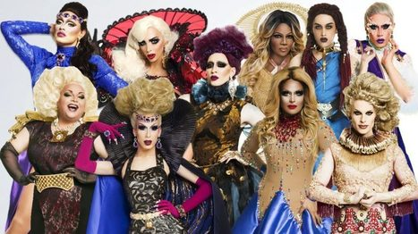 Melbourne drag queen takes on Foxtel after legal threat | Gay News | Scoop.it