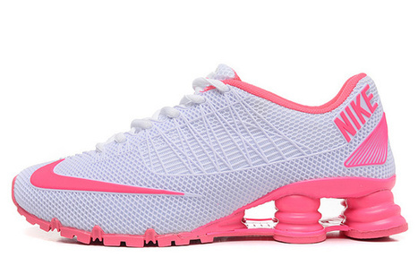 Nike Shox Turbo+ 21 Women's Tennis Shoes white pink [womensnikeshoxturbo21_001] - $79.99 : USA sales Nike shoes online 80% Off from China factory, www.saleshoesonline.us | Nike Shoes | Scoop.it