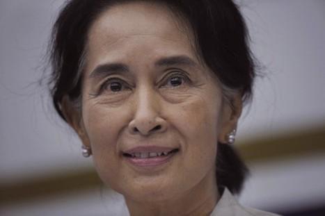 Birmanie: Aung SanSuu Kyi présente à un sommet politique inédit   Asie & Océanie   adzva   Scoop.it