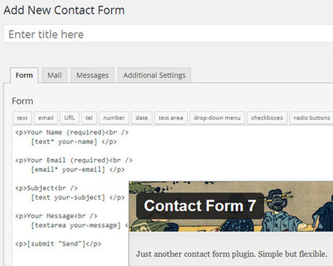 Behind the Scenes of WPForms - My New WordPress Plugin | WebOntdekkingen | Scoop.it