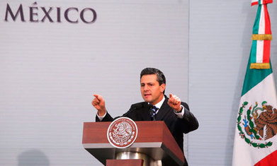 Mexico unveils new strategy in war on drugs and for preventing crime | Chris' Regional Geography | Scoop.it