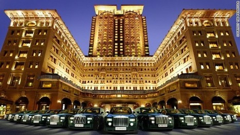10 hotels featured in James Bond movies | Build your Life(style) | Scoop.it