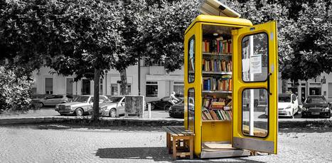A Berlin, la bibliothèque retourne à l'état sauvage | Poèmes d'avenir, du présent, du passé. | Scoop.it