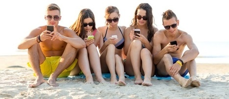 Millennials - how and when are they connecting with travel online | Tourism Social Media | Scoop.it