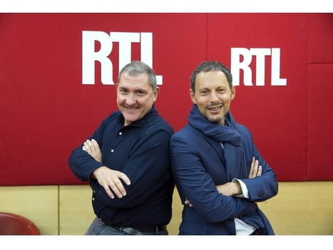 "Marc-Olivier Fogiel et Yves Calvi: ""Nous sommes toujours anxieux""   DocPresseESJ   Scoop.it"