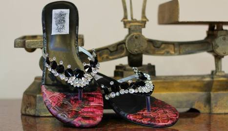 Sheherzad Haider Latest Eid  shoes 2013 for Women | stylostyle | Scoop.it