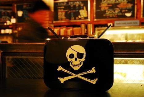 PirateBox DIY | DIY | Maker | Scoop.it