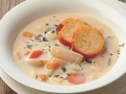 Potato Soup - delicious food from United States of America   Recipes and Foods   Scoop.it