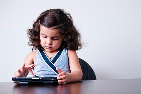 33% jonge gezinnen bezit tablet: kleuters actief met apps en YouTube | Mediawijzer | Bachelorproef Ipad Ticha | Scoop.it