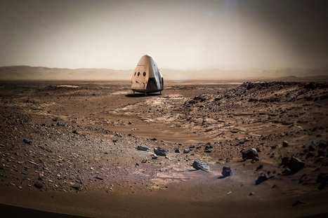 A million people on Mars? Explaining Elon Musk's bold plan to colonize the Red Planet | The NewSpace Daily | Scoop.it