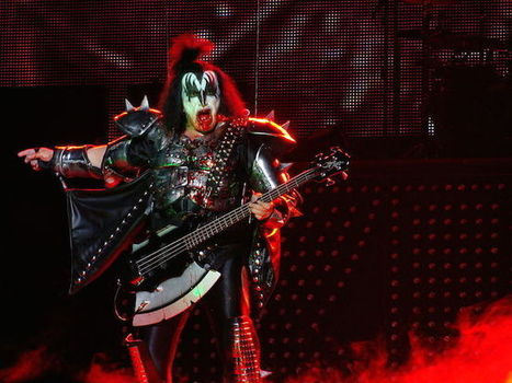 KISS's Gene Simmons Tells Depression Sufferers: 'F*** You! Kill Yourself' | Daily Crew | Scoop.it
