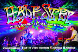 Half Step: Grateful Dead Tribute - Tickets - Brooklyn Bowl - Brooklyn, NY - July 1st, 2014 | Grateful Dead | Scoop.it