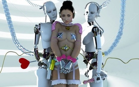 In the Future Your Greatest Orgasm Will Be Due to a Robot (NSFW) - SERIOUS WONDER | Philosophy of the body | Scoop.it