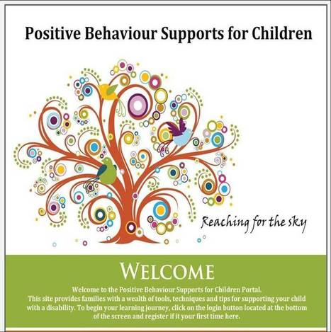 Positive Behaviour Supports for Children with Disabilities | Sensory Activities | Scoop.it