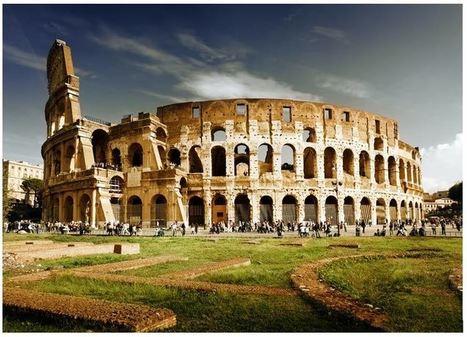 A punto de ser Recuperado Antiguo Túnel Romano que une Escuela de Entrenamiento de Gladiadores con Coliseo   LVDVS CHIRONIS 3.0   Scoop.it