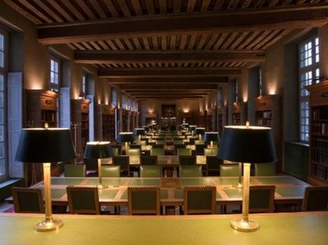 Découvrez les plus belles bibliothèques du monde - Challenges.fr | Veille du REBICQ | Scoop.it