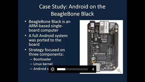 Mobile OS: Android, Binder, BeagleBone Black BeagleBoneBlack ... | Arduino, Netduino, Rasperry Pi! | Scoop.it