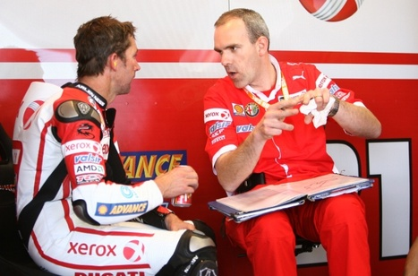 Ernesto Marinelli - Q&A | WSBK Interview | Ductalk Ducati News | Scoop.it