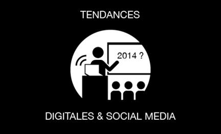 14 tendances digitales et social media pour 2014 | AReo Vision | Scoop.it