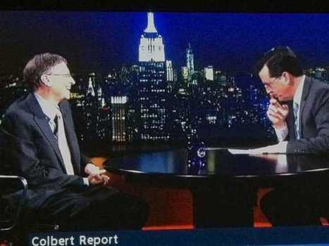 Bill Gates: Steve Jobs 'Was Always Cooler Than Me' - Business Insider | RK Bill Gates | Scoop.it