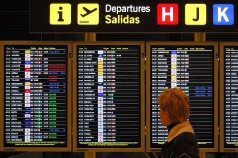 #Spain's Record Tourist Arrivals Equal Big Profits for Its Biggest Airports | ALBERTO CORRERA - QUADRI E DIRIGENTI TURISMO IN ITALIA | Scoop.it