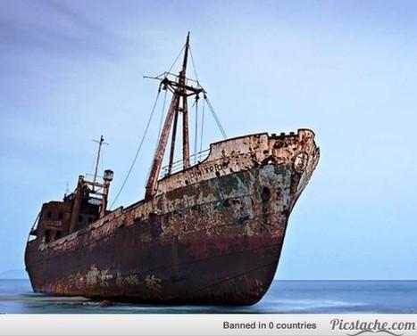 The 15 Creepiest Shipwrecks on Earth | Bookyourdive | Scoop.it