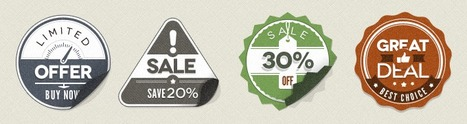 Vintage Badges Freebie | Graphiste Webdesigner Bordeaux - Aurora Studio | From The Blog | Scoop.it