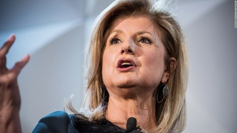 Arianna Huffington steps down from HuffPo | Finance and Money Matters | Scoop.it