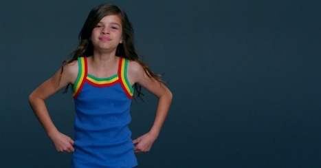 The 'Always' Campaign That Will Make You Proud to Run Like a Girl | Teacher-Librarianship | Scoop.it