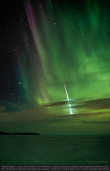 heythereuniverse:<br/><br/>Meteor Magic | Shannon Bileski | Curiositats | Scoop.it