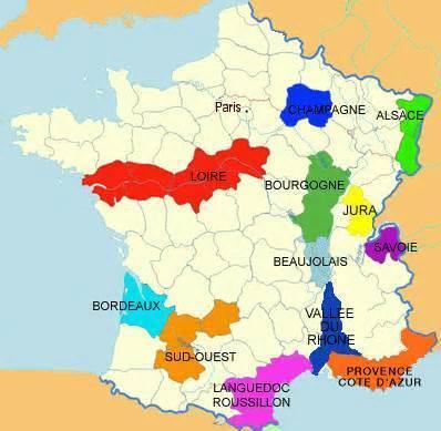 Le vin en fête dans toutes les régions | Verres de Contact | Scoop.it