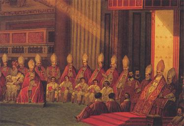 18 juillet 1870 - Le pape devient infaillible   Racines de l'Art   Scoop.it