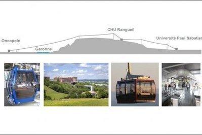 Le téléphérique toulousain attendu en 2019 | transports par cable - tram aérien | Scoop.it