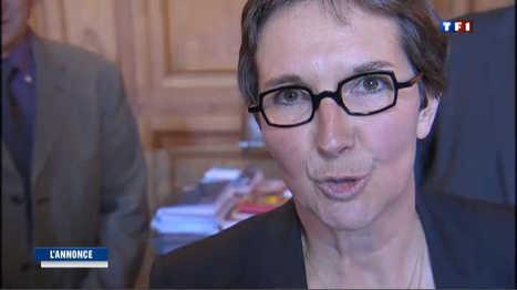 Valérie Fourneyron, nouvelle ministre des Sports - Vidéo replay du journal televise : Le journal de 20h - TF1 | UnPeuDeToutNet | Scoop.it