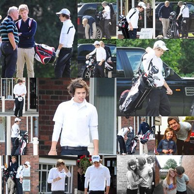 Harry au golf - Niall avec des amis | Golf News by Mygolfexpert.com | Scoop.it