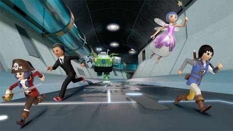 TBI Vision | ITV buys Playmobil kids series | Super 4, the Playmobil TV-series | Scoop.it