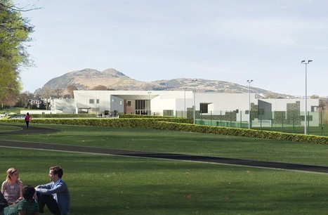 Portobello High School to move on site this autumn : February 2014 : News : Architecture in profile the building environment in Scotland - Urban Realm | Today's Edinburgh News | Scoop.it