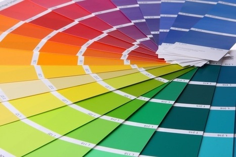 Design Marketing : 4 conseils pour bien choisir les couleurs d'une marque | Be Marketing 3.0 | Scoop.it