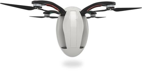 Le PowerEgg, un nouveau drone en forme d'œuf   Web of Objects - Connected Objects - Internet of Things - Wearables - Internet des Objets - Objets connectés   Scoop.it
