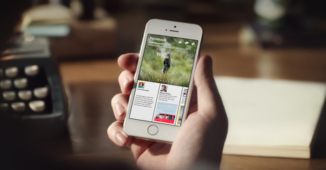 Paper — Stories from Facebook | Articles et outils UX | Scoop.it