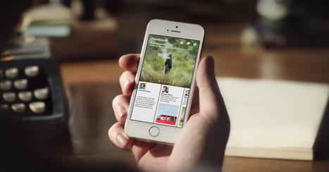 Facebook's Paper hamert laatste nagel in de doodskist van betaalde content | BlokBoek e-zine | Scoop.it