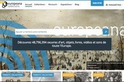 Nouvelle interface pour Europeana, la bibliothèque numérique européenne | -thécaires are not dead | Scoop.it