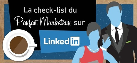 Infographie : 14 bons conseils pour son marketing sur Linkedin | Community Manager & Referencement | Scoop.it