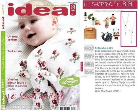 Bola dans la page shopping bébé IDEAL LAYETTE avril 14 | SIYAJE | Scoop.it